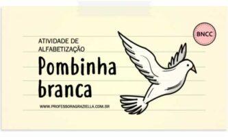 ALFABETIZACAO - pombinha branca