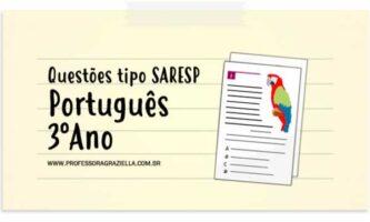 AV.EXTERNA - saresp.portugues-3oano