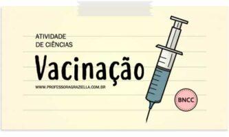 CIENCIAS - vacinacao