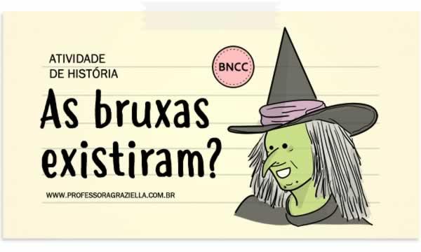 HISTORIA - dia das bruxas