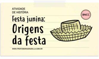 HISTORIA - festa junina.origens da festa junina