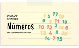 INGLES - numeros