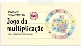 MATEMATICA - jogo - multiplicacao