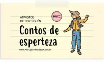 PORTUGUES - contos de esperteza