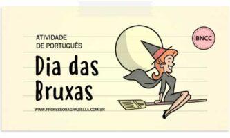 PORTUGUES - dia das bruxas
