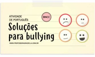 PORTUGUES - solucoes para bullying
