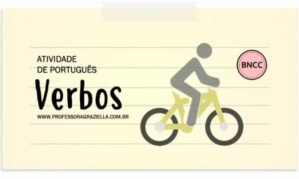 PORTUGUES - verbos