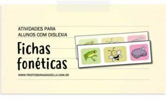 TRANSTORNOS - fichas foneticas